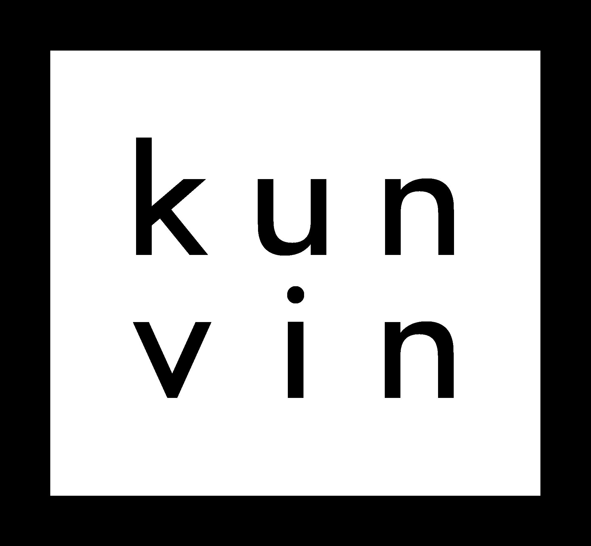 Kunvin.dk logo